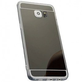 Θήκη Samsung Galaxy S6 Edge Forcell Mirror Case -grey