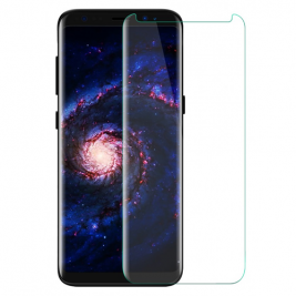Tempered glass(small size for cases) Samsung Galaxy S8-transparent