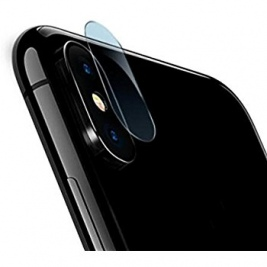 Camera lens HD Soft Tempered glass for iphone Χ